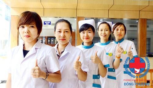Trị dứt điểm bệnh phụ khoa tại Phòng khám đa khoa Đông Phương