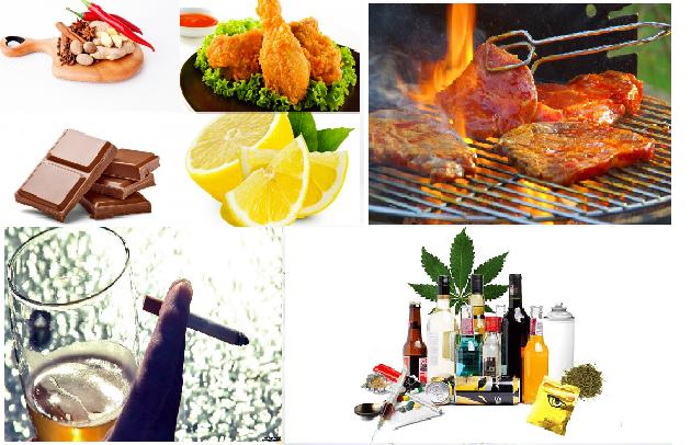 Những loại thực phẩm không được ăn sau sảy thai