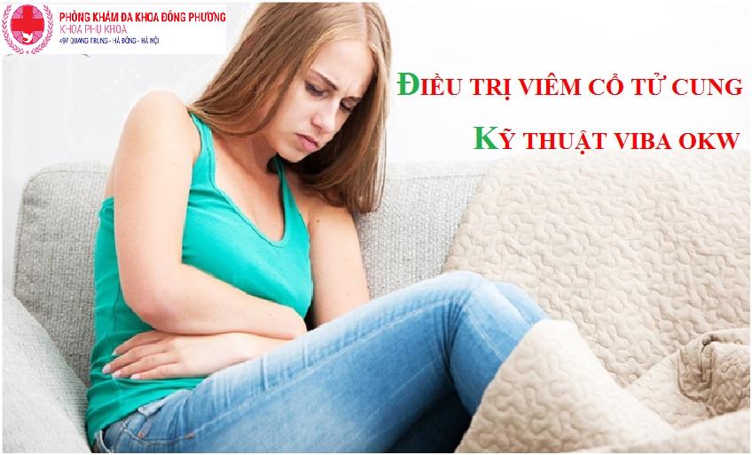 Nhận biết và điều trị bệnh viêm cổ tử cung
