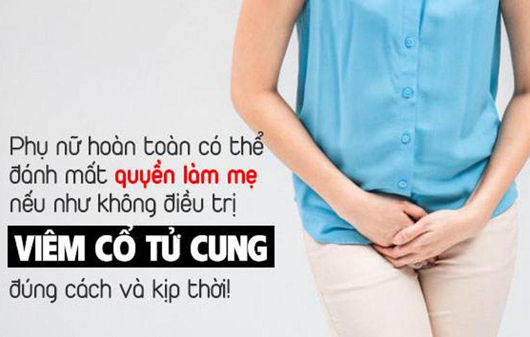 Viem Co Tu Cung Nguy Hiem