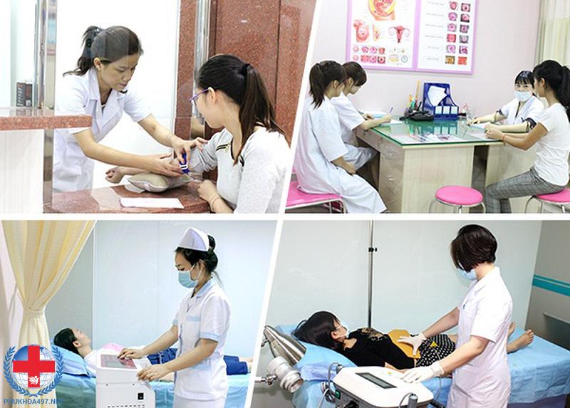 Địa chỉ khám bệnh phụ khoa tốt nhất Hà Đông, Hà Nội