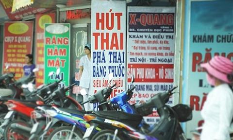 Thai trên 20 tuần có phá được không?