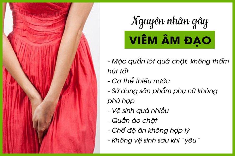 Nguyen Nhan Gay Viem Am Dao