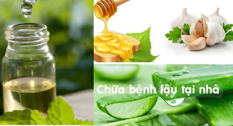 Cach Chua Benh Lau Tai Nha