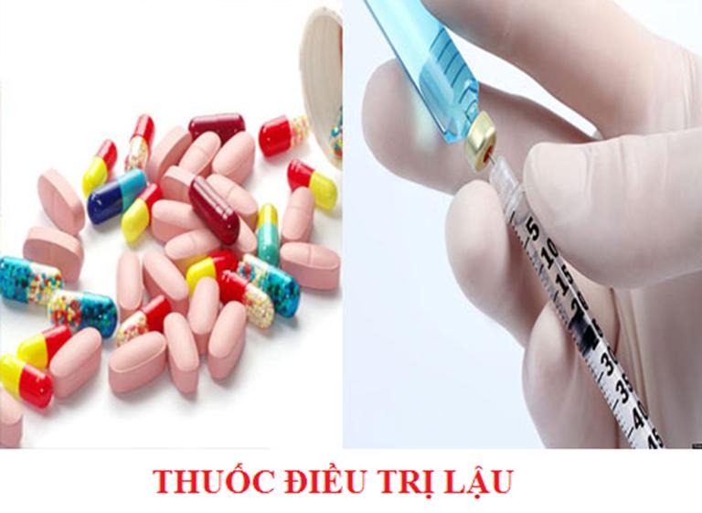 Bệnh lậu uống thuốc gì?