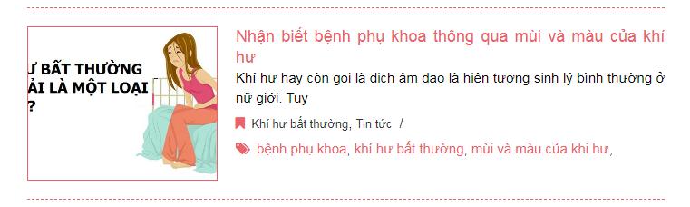 Nhan Biet Khi Hu Bat Thuong
