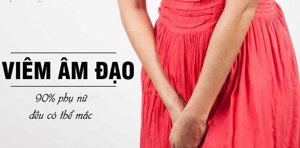 Tìm hiểu về bệnh viêm âm đạo
