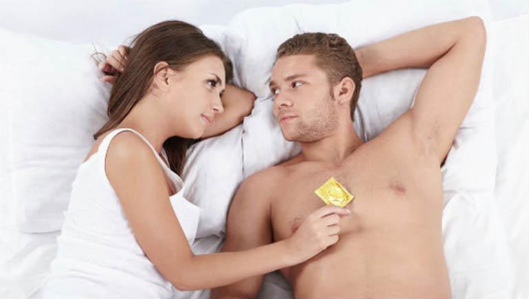 Viêm phần phụ có quan hệ được không?