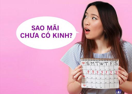Kinh Nguyet Khong Deu Sau Dat Vong Tranh Thai