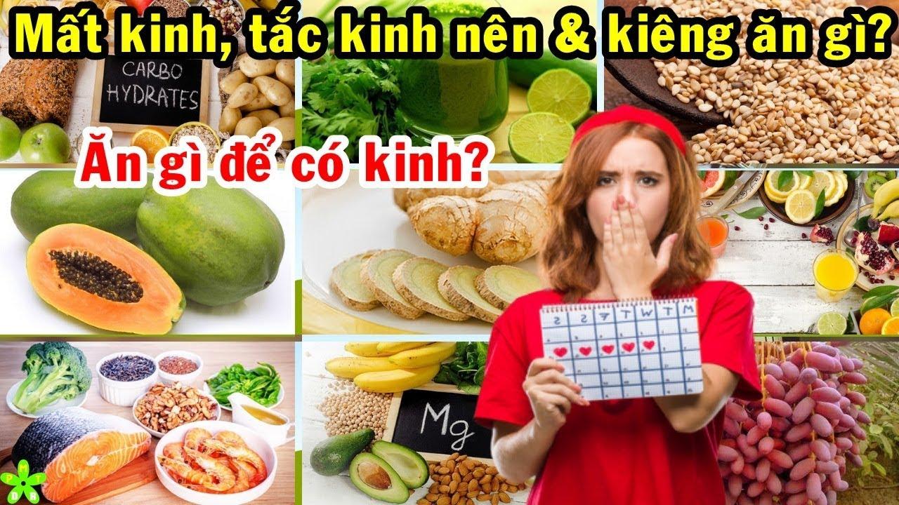 Tac Kinh Uong Thuoc Gi Che Do Dinh Duong