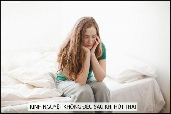 Tai Sao Kinh Nguyet Khong Deu Sau Khi Pha Thai Anh 1