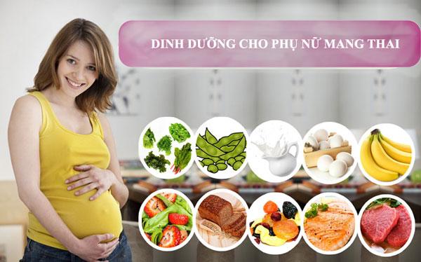 Che Do Dinh Duong Khoa Hoc Giu Me Bau Cai Thien Dau Vung Chau