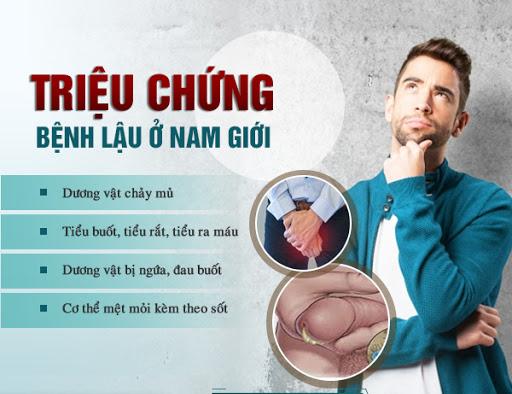 Trieu Chung Benh Lau O Nam